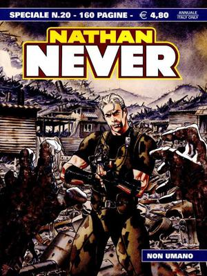 NATHAN NEVER SPECIALE+LIBRETTO – N° 20 (2010)