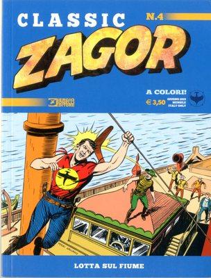Zagor Classic n.004 - Lotta sul Fiume (06-2019)
