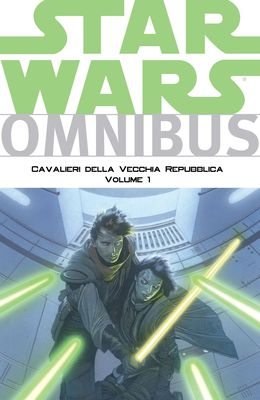 Star Wars Omnibus 018 - Cavalieri della Vecchia Repubblica Volume 1 [2015-09]
