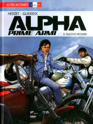 AureaComix Linea BD 035 - Alpha Prime Armi - 03 Nuovo Round (Aurea 2018-10)