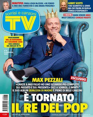 TV Sorrisi e Canzoni N.47 - 24 Novembre 2020