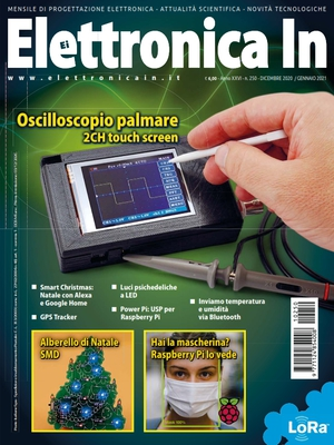 Elettronica In N.250 - Dicembre 2020 Gennaio 2021