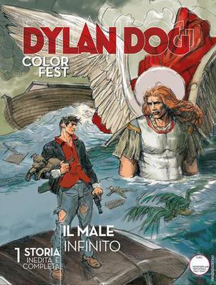 Dylan Dog Color Fest 27 - Il male infinito (Bonelli 2018-11)