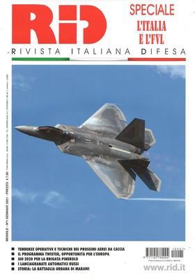 Rivista Italiana Difesa - Gennaio 2021