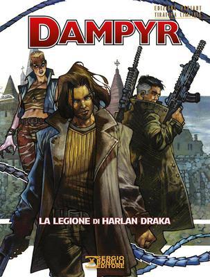 Dampyr N.200 - La legione Di Harlan Draka (Variant) (Ottobre 2016)