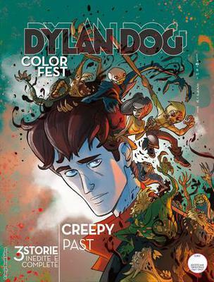 Dylan Dog Color Fest 26 - Creepy past (Bonelli 2018-08)