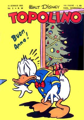 TOPOLINO LIBRETTO – N° 58 (1953)