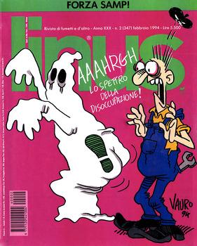Linus 347 (Milano Libri 1994 02)