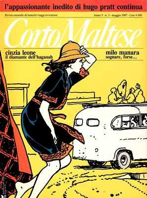 Corto Maltese 044 - Anno 05 Numero 05 (05/1987)
