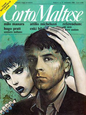 Corto Maltese 036 - Anno 04 Numero 09 (09/1986)