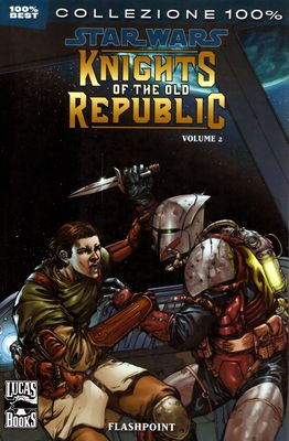 Star Wars - Knights Of The Old Republic N.2 - Flashpoint (10-2014)