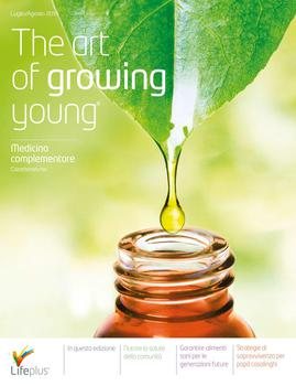 The Art of Growing Young - Luglio/Agosto 2016