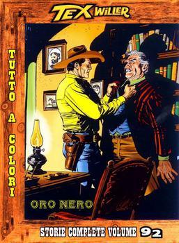 Tex Willer - Storie complete N.92 -  Oro nero (2014)