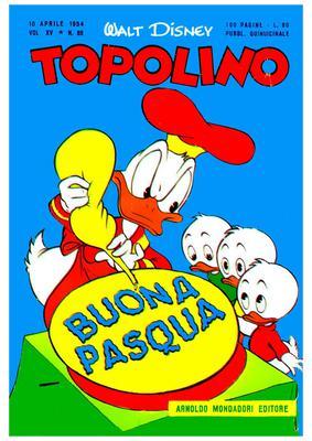 TOPOLINO LIBRETTO – N° 88 (1954)
