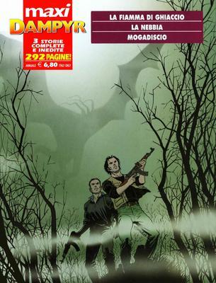 Dampyr Maxi - Volume 7 (2015)