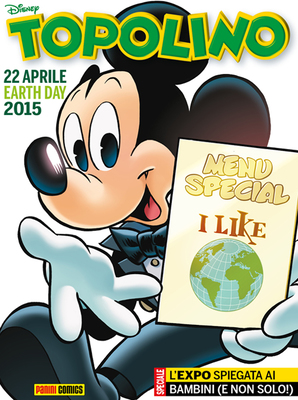 Topolino 3100 - 22 Aprile 2015
