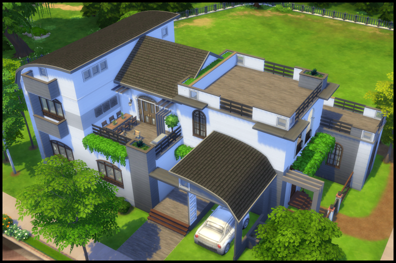Flake\'s Puppenstube — The Sims German
