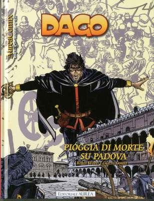 Dago 121 - Aureacomix 97 - Pioggia di Morte su Padova (05/2019)