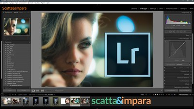 Corso Adobe Lightroom CC - Dalle basi all'uso professionale [Udemy] - ITA