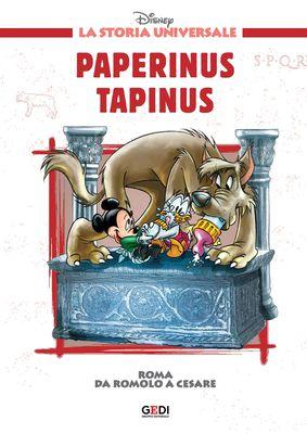 La Storia Universale Disney 009 - Paperinus Tapinus (Gedi 12-2017)