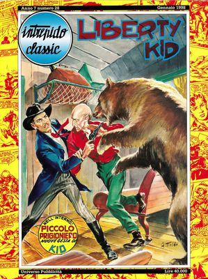 Intrepido Classic 28 - Liberty Kid - Il piccolo prigioniero (01-1998)