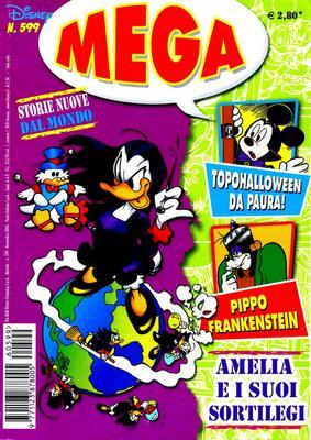 Mega (Disney) - N° 599 (2006)