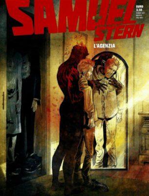 Samuel Stern 07 – L'agenzia (Maggio 2020) (Bugs Comics)