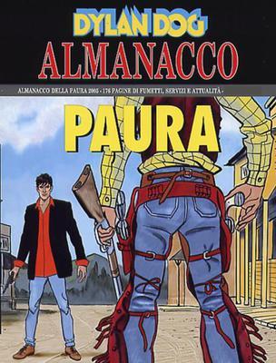 Collana Almanacchi 072 - Almanacco della Paura 2005 - Dylan Dog - La Strada per Babenco (04/2005)