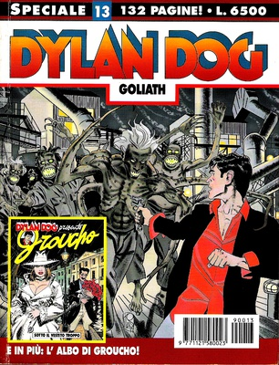 Dylan Dog Speciale n. 13 - Goliath (1999)