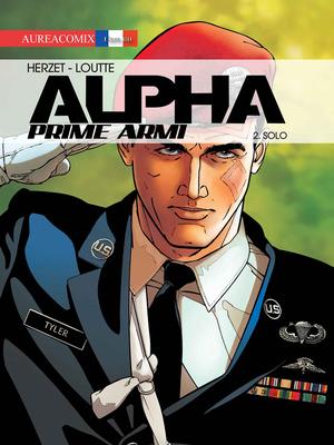 AureaComix Linea BD 033 - Alpha Prime Armi - 02 Solo (Aurea 2018-08)