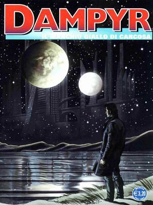 Dampyr - Volume 188 - Il marchio giallo di Carcosa (2015)