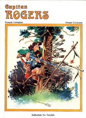 CAPITAN ROGERS n.004 (1985-04) Collana Little Nemo (Lo Vecchio)