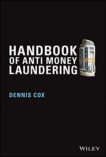 Handbook of Anti-Money Laundering