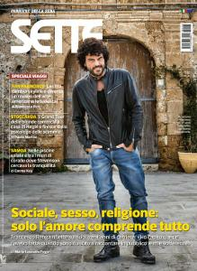 Corriere della Sera Sette - 20 Maggio 2016