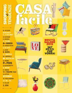 Casa Facile - Shopping e Tendenze - Aprile 2015