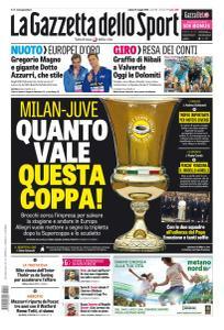 La Gazzetta dello Sport - 21 Maggio 2016