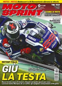 Moto Sprint - 24 Maggio 2016