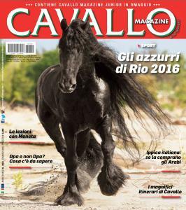 Cavallo Magazine - Giugno 2016 - ITA