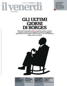 Il Venerdi di Repubblica - 27 Maggio 2016