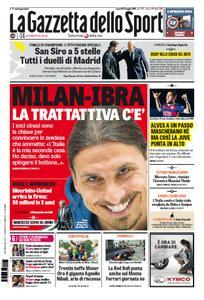 La Gazzetta dello Sport - 27 Maggio 2016