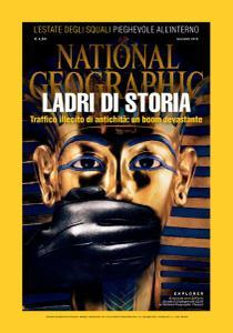 National Geographic Italia - Giugno 2016