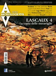 Archeologia Viva - Luglio-Agosto 2016