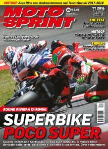 Moto Sprint - 21 Giugno 2016