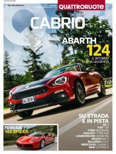 Quattroruote Italia - Dossier Cabrio - Luglio 2016