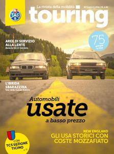 Touring Magazine - Luglio 2016
