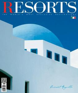 Resorts Magazine - N° 73, 2016
