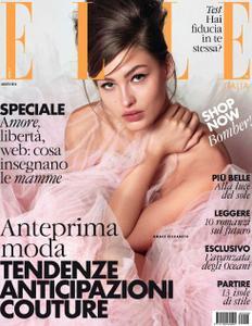 Elle Italia - Agosto 2016