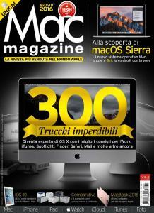 Mac Magazine - Agosto 2016 - ITA