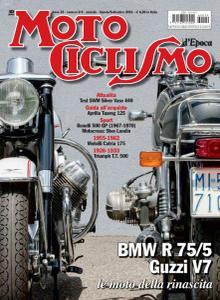 Motociclismo d'Epoca - Agosto-Settembre 2016