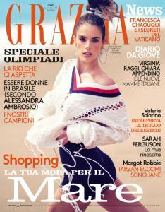 Grazia Italia - 20 Luglio 2016 - ITA
